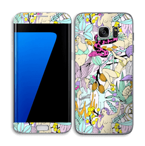 Filles d'Eve Skin Galaxy S7 Edge
