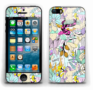 Daughters of Eve Skin IPhone 5s