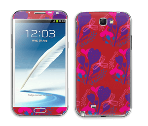 FloJo tarrakuori Galaxy Note 2