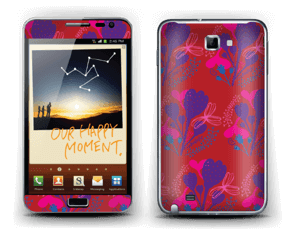FloJo Skin Galaxy Note
