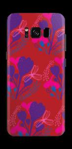 FloJo  Skin Galaxy S8