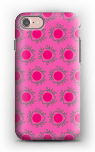 Sandy Pink deksel IPhone 7 tough