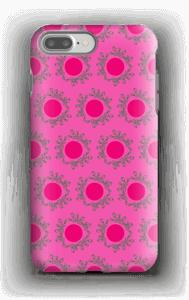 Sandy Pink deksel IPhone 7 Plus tough