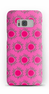 Sandy pink cover Galaxy S8