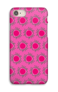 Sandy pink cover IPhone 8