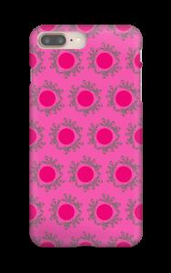 Sandy Pink deksel IPhone 8 Plus