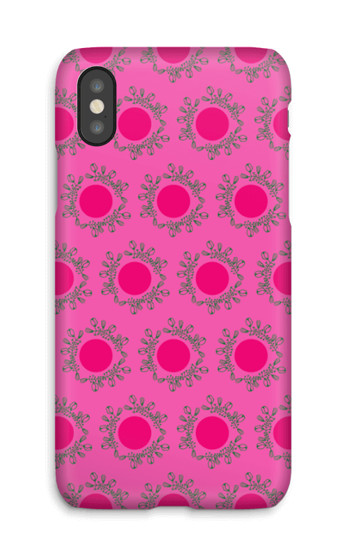 Sandy Pink deksel IPhone X