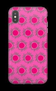 Sandy Pink case IPhone XS Max tough
