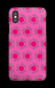 Sandy Pink deksel IPhone XS