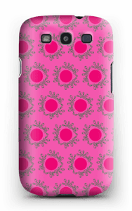 Classy Pink Coque  Galaxy S3