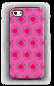 Sandy Pink deksel IPhone 5/5s tough