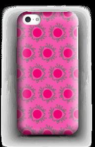 Sandy Pink skal IPhone 5c