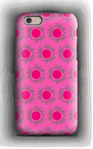 Sandy Pink deksel IPhone 6 tough
