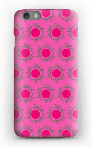 Sandy pink cover IPhone 6s