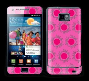 Sandiges Pink Skin Galaxy S2