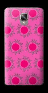 Sandiges Pink Skin OnePlus 3