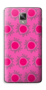 Classy Pink Skin OnePlus 3T