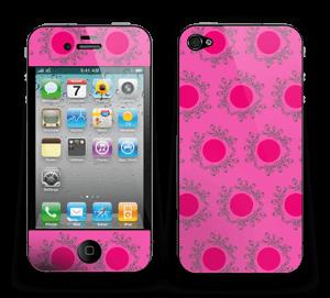 Sandy Pink  Skin IPhone 4/4s