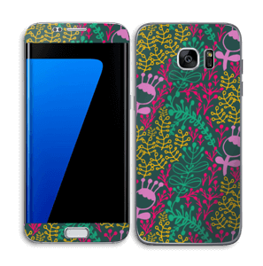 Planten Skin Galaxy S7 Edge