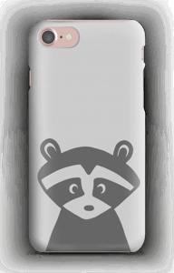 Tvättbjörnskompis skal IPhone 7