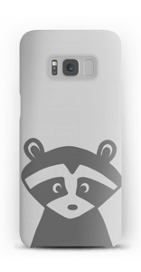 Waschbär Handyhülle Galaxy S8