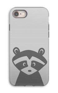 Raccoon Friend case IPhone 8 tough