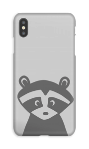 Vaskebjørnkompis deksel IPhone XS Max