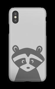 Vaskebjørnkompis deksel IPhone XS