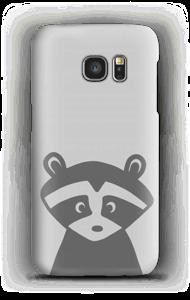 Waschbär Handyhülle Galaxy S7