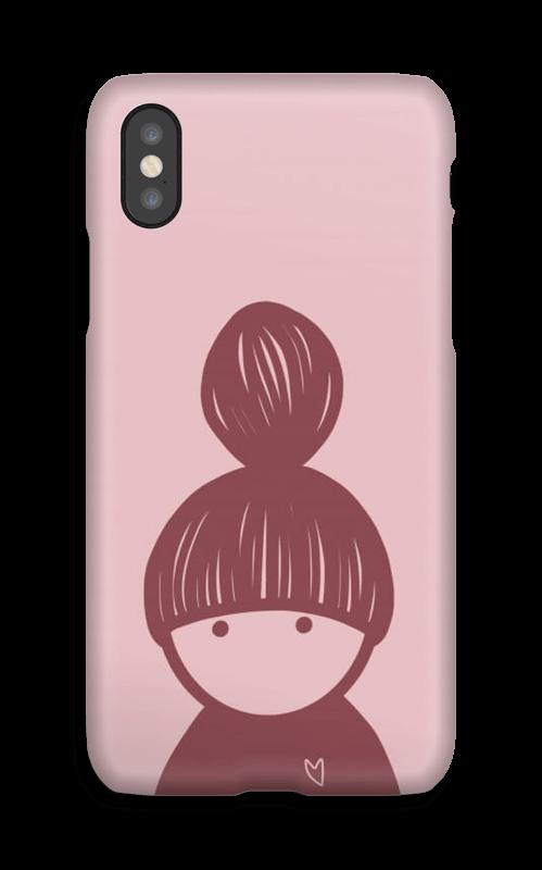Kjærlighetskompis deksel IPhone X