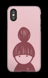 Love Friend case IPhone X tough
