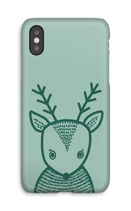 Amico cervo cover IPhone X
