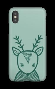 Hjortekompis deksel IPhone X