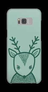 Hjortkompis skal Galaxy S8 Plus
