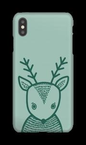 Hjortekompis deksel IPhone XS Max