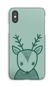 Hjortekompis deksel IPhone XS