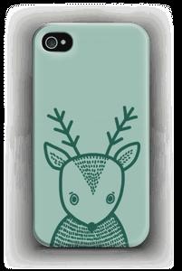 Hjortekompis deksel IPhone 4/4s