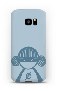 Superkompis deksel Galaxy S7 Edge