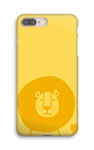 L'ami Lion Coque  IPhone 8 Plus