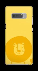 Lion Friend case Galaxy Note8