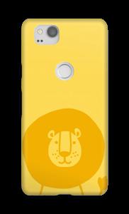 Amico leone cover Pixel 2