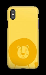 Løvekompis deksel IPhone XS