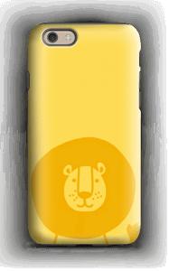 Leijonakamu kuoret IPhone 6 tough