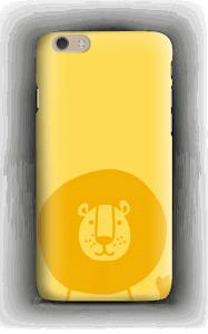 Leijonakamu kuoret IPhone 6 Plus