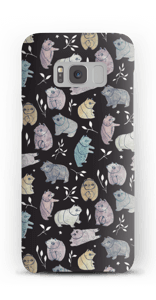 Playing bears  case Galaxy S8