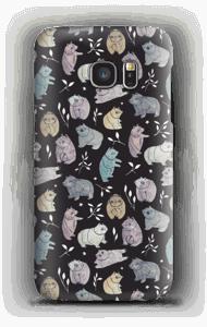 Nallekarhut kuoret Galaxy S7