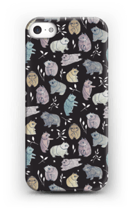Playing bears  case IPhone SE