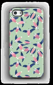 Rosa fugler deksel IPhone 5/5s tough