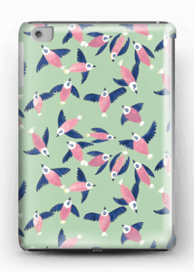 Pink birds case IPad mini 2