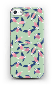 Pinky Birdies Coque  IPhone SE